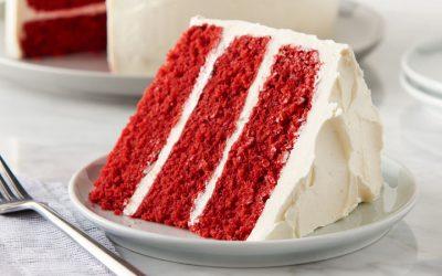 Le red velvet cake – le gâteau velours rouge