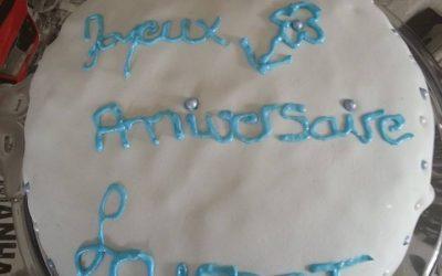 1er gâteau (raté) Quelques explications